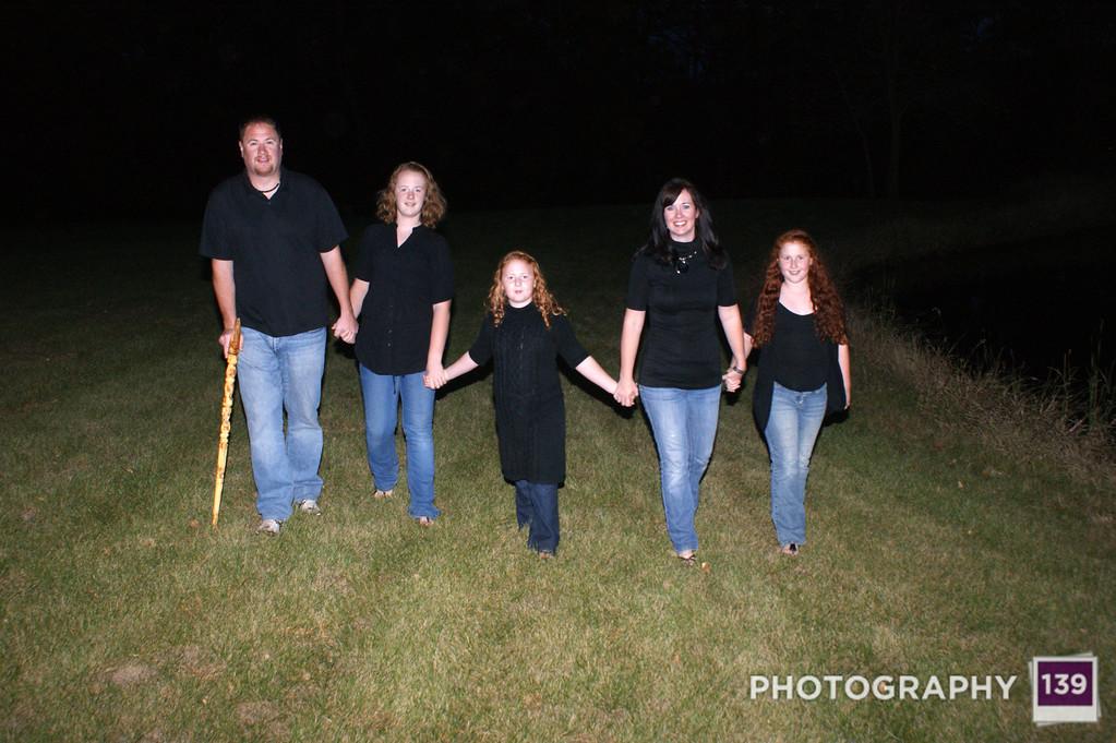Howard Family Photo Shoot - 2010