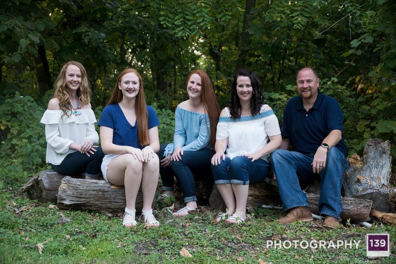 Howard Family Photo Shoot - 2017
