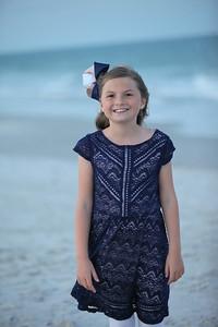 Hunziker Family visit Atlantic Beach, Florida