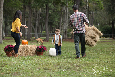 Anderson Family, Fall 2018