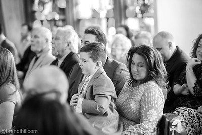 Lucas' First Holy Communion