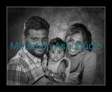 Kirushanthan Family