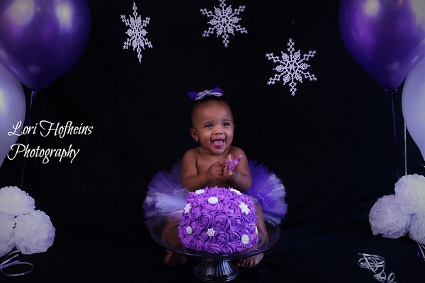 Kennedy's 1st birthday