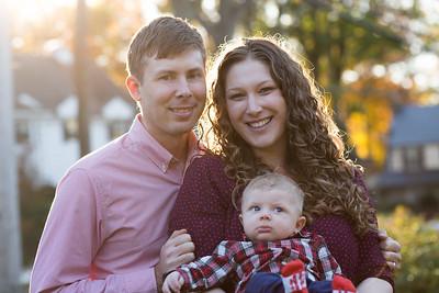 Melville Family 11.13.16