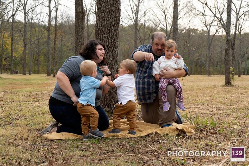 Miller Family - 2020