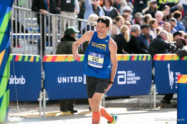 2016 NYC 2016 Marathon