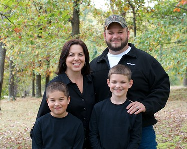 Nicola Family Portraits Fall 2013