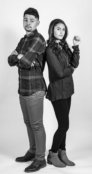 Nik and Nina