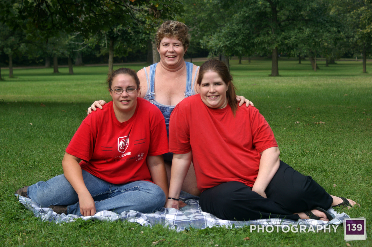 Pam's Family - 2009