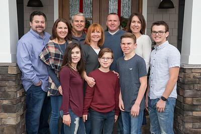 Ross Family XMAS 2017