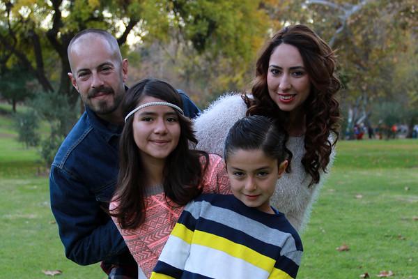 The  Alvarado Family