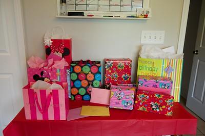 Rowyn's Birthday Party