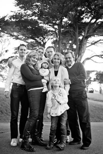 Sagstrom Family (shoot one samples)