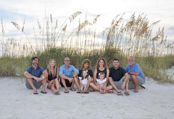 Beautiful Family Photo Session - Anna Maria Island, FL