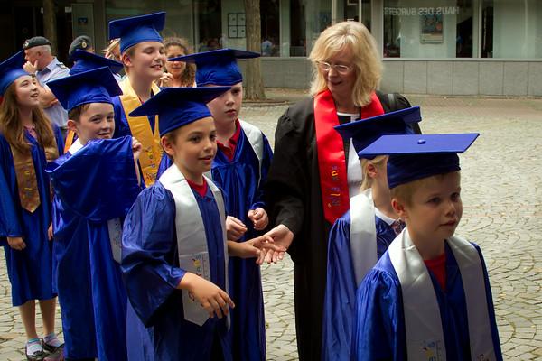 St  David's Childrens University 2014-14