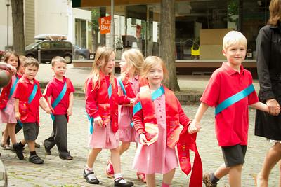 St  David's Childrens University 2014-6