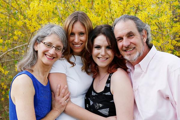 Steinberg Family Portrait Session