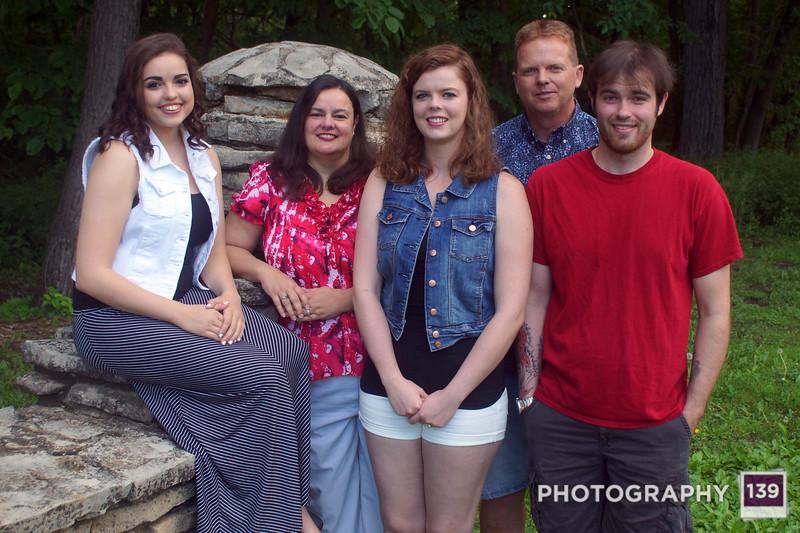 Stensland Family Photo Shoot - 2016