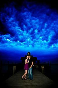 Terry & Sarah 2012