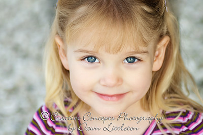 Morgan will be my model for eternity!  Look at that smile and her gorgeous eyes!
