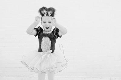 Brooklyn the Ballerina