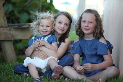 Townsend Family Vacation, Ormond Beach Florida 2018