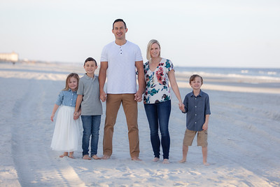 The Green Family, Jacksonville Beach