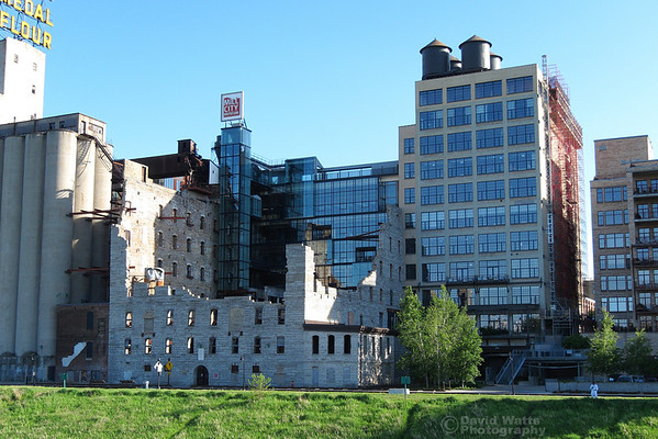Old Pillsbury Mill