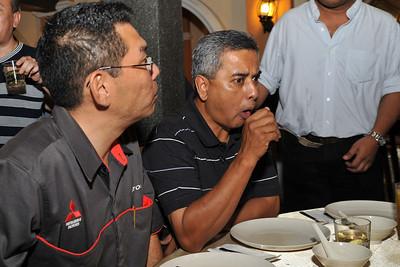 CNY 2010 SXI Reunion Dinner