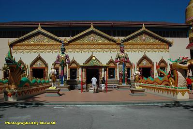 Reclining Buddha, Penang