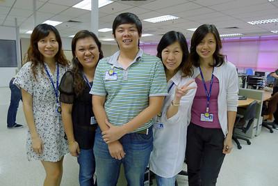 Wong HC Farewell