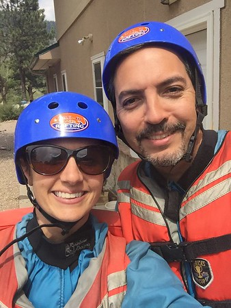 Water Rafting Colorado Family Trip 2017