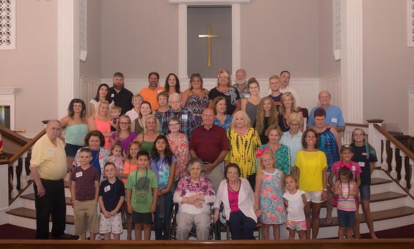 Watkins Kay Family Reunion
