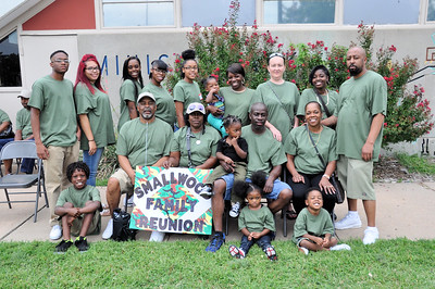 Smallwood Family Reunion Aug 12, 2017