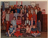 Bonn American High School 1973 (middle back row is me!). Mr. Gengler's 6th grade class