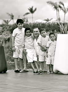 Jorge & Abigail Gonzalez, Cesion Familia Nuevo Vallarta Mexico by Award Winning Photographer Andres Barria Davison