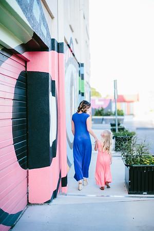 Jen Lee|Mommy+Daughter
