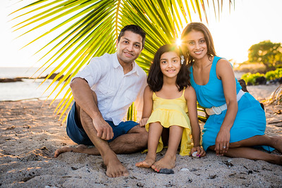Palak and Family