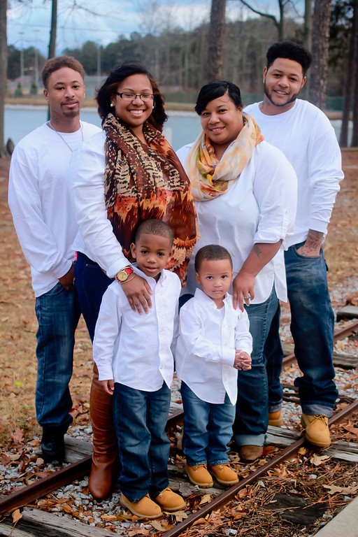 Heath and Evans Family