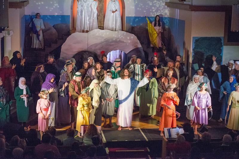 New Hope Christian Christmas Play 2015
