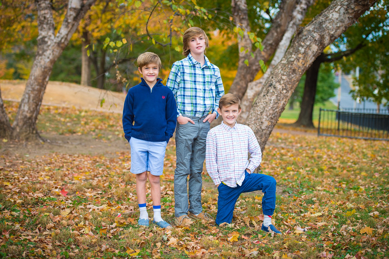 The Kenney Boys