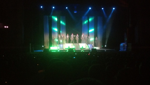 Straight No Chaser Concert