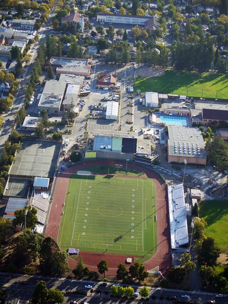 Sequoia High School, Redwood City.