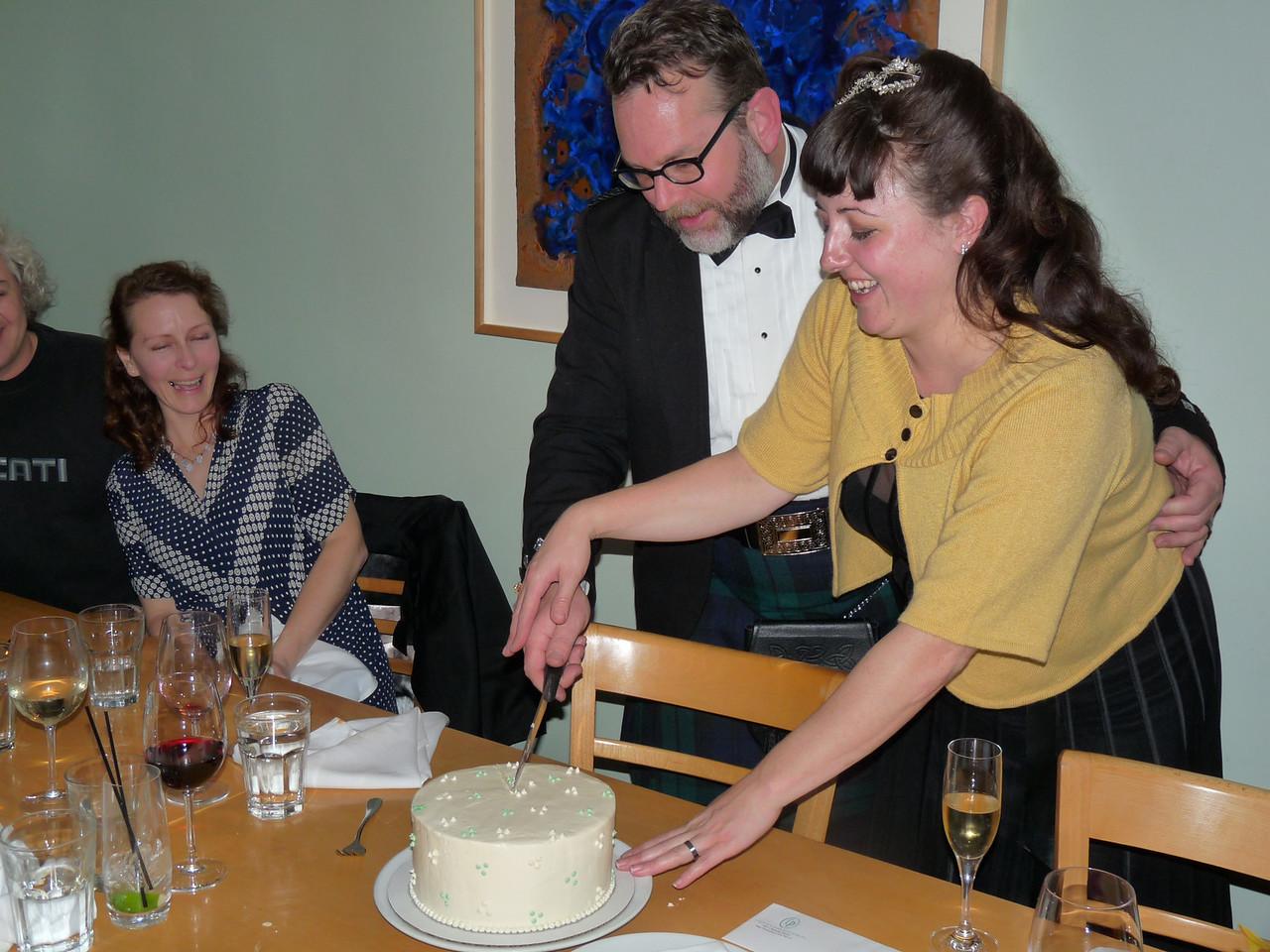 Cutting cake #2