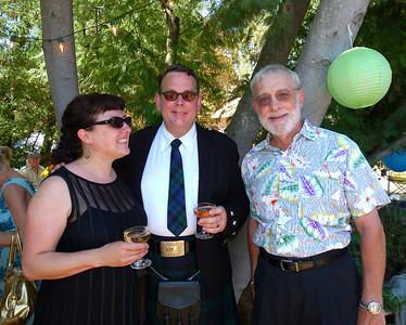 Deb, Harley & Harley's dad Larry