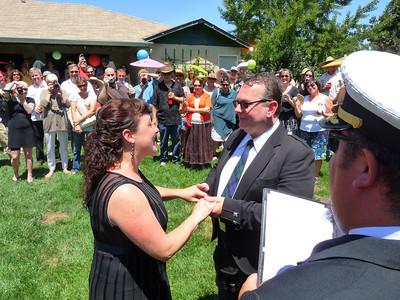 Deb's vows