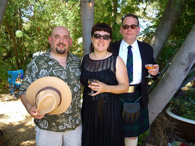 Craig, Deb & Harley