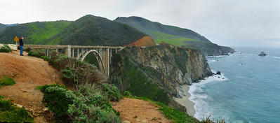 Bixby Bridge on PCH in Big Sur