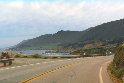 PCH near Bixby bridge