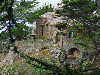 The Stone Fortress house